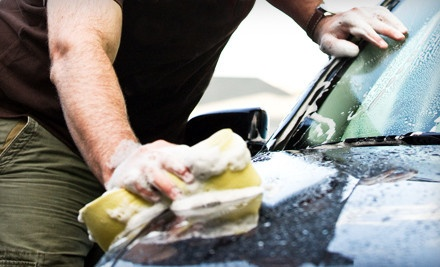 60-Minute Express Wash and Wax (a $85 value) - Priority Mobile Detailing in