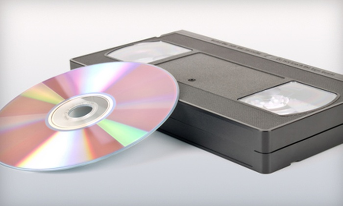 World of Video & Audio - Beverly Hills: $20 for One Tape-to-DVD Transfer at World of Video & Audio in Beverly Hills
