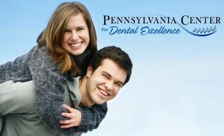 Pennsylvania Center for Dental Excellence: Zoom! Whitening Treatment - Pennsylvania Center for Dental Excellence in Philadelphia