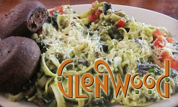 Glenwood Restaurant - Multiple Locations: $10 for $20 Worth of Casual Fare and Drinks at the Glenwood Restaurant