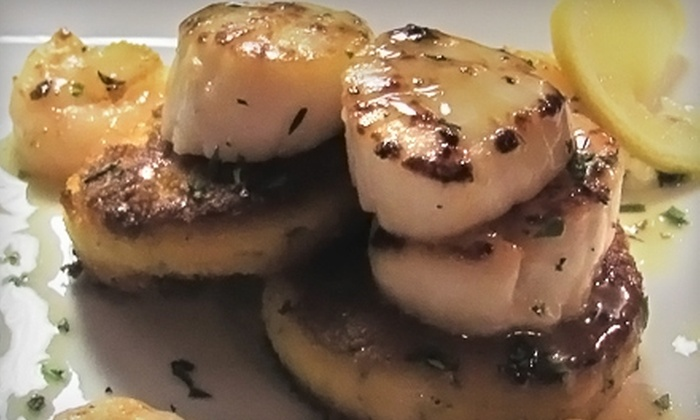 North End Village Bistro - Northwest Harris: $20 for $40 Worth of Italian Fare at North End Village Bistro in Tomball