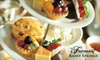 The Fairmont Banff Springs - Banff: $38 for Afternoon Tea for Two at The Fairmont Banff Springs Hotel
