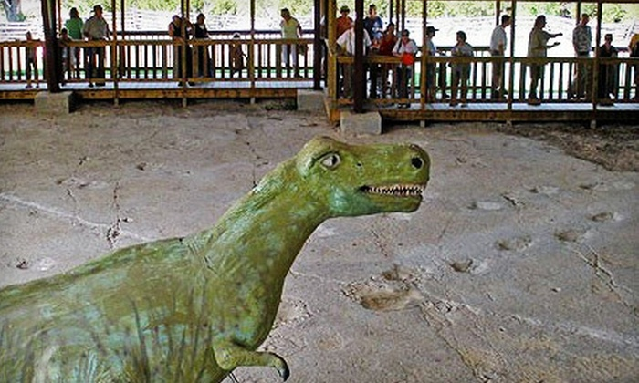 The Heritage Museum of the Texas Hill Country  - South Canyon Lake: $8 for Dinosaur Day or Visit for Four to The Heritage Museum of the Texas Hill Country in Canyon Lake (Up to $16 Value)