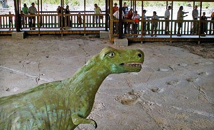 Admission for 4 to the Dinosaur Day Event on Sunday, April 15, from Noon to 5 p.m. - The Heritage Museum of the Texas Hill Country  in Canyon Lake