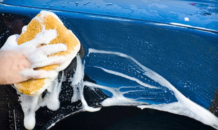 Derek's Full Auto Detail & Hand Car Wash - Multiple Locations: Exterior and Interior Detail Services at Derek's Full Auto Detail & Hand Car Wash. Three Options Available.