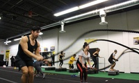 GROUPON: Up to 73% Off Fitness Classes at The Worx by Maia The Worx by Maia