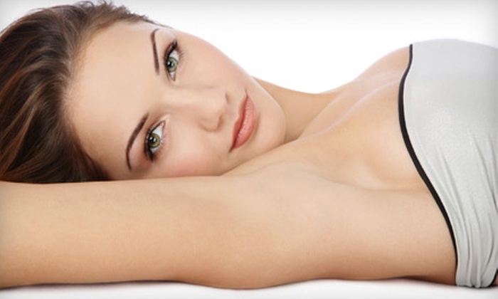 The Hudson Med Spas - Morningside: Six Laser Hair-Removal Treatments at The Hudson Med Spas
