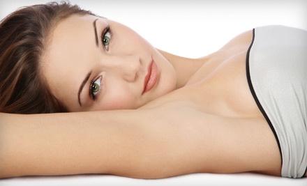 The Hudson Med Spas: 6 Laser Hair-Removal Treatments on Small Area - The Hudson Med Spas in Kansas City