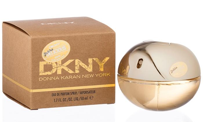 Dkny Golden Delicious Eau De Parfum For Women 17 Fl Oz Groupon