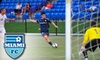 Miami FC - Multiple Locations: $10 Ticket Package to a Miami FC Soccer Match ($25 Value)