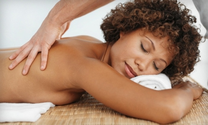 Green Hut Spa - Alpharetta: $40 for One Deep-Tissue or Swedish Massage at Green Hut Spa in Alpharetta ($80 Value)