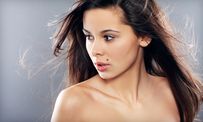 The Hair Spa - Clifton: $25 for a Women's Haircut and Deep-Conditioning Treatment at The Hair Spa in Clifton ($70 Value)