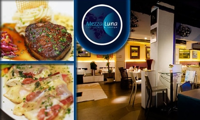 Mezza Luna - Dupont Circle: $15 for $35 Worth of Tapas, Pasta, and More at Mezza Luna