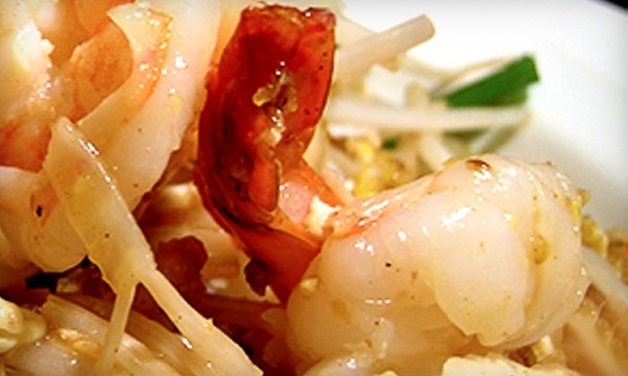 Duck Walk - Multiple Locations: $15 for $30 Worth of Thai Cuisine at Duck Walk
