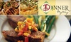Dinner MyWay - Clovis: $30 for $60 Worth of Ready-to-Cook Meals at Dinner MyWay