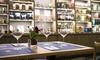 PaStation - Più sedi: Menu pasta completo con calice di vino per 2 persone da PaStation (sconto fino a 55%)