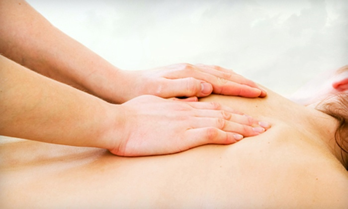 Heaven's Touch Massage Therapy  - Portland-Gregory: Swedish or Deep-Tissue Massage with Option for Hot Stones at Heaven's Touch Massage Therapy (Up to 51% Off)