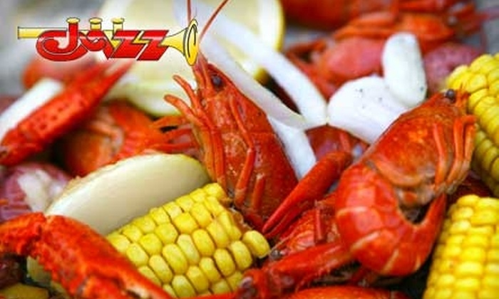 Jazz, a Louisiana Kitchen - Multiple Locations: $10 for $20 Worth of Cajun Cuisine at Jazz, a Louisiana Kitchen. Choose from Two Locations.