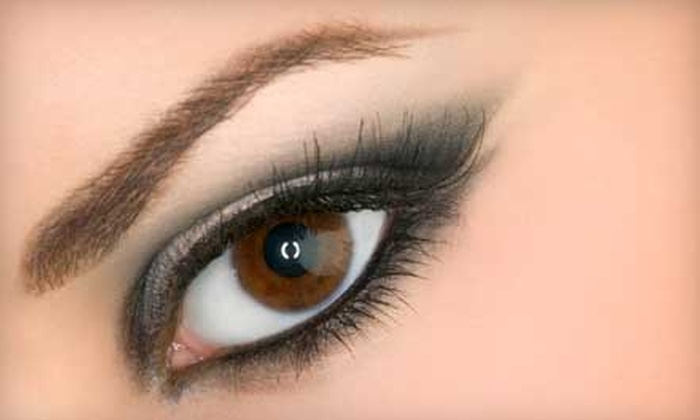 The Eyelash Emporium - Spanish Tril Plaza: Brazilian Wax or Eyelash Extensions at The Eyelash Emporium at Posh Salon and Spa