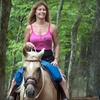 One-Hour Private Horseback Trail Ride for Two or Up to Four