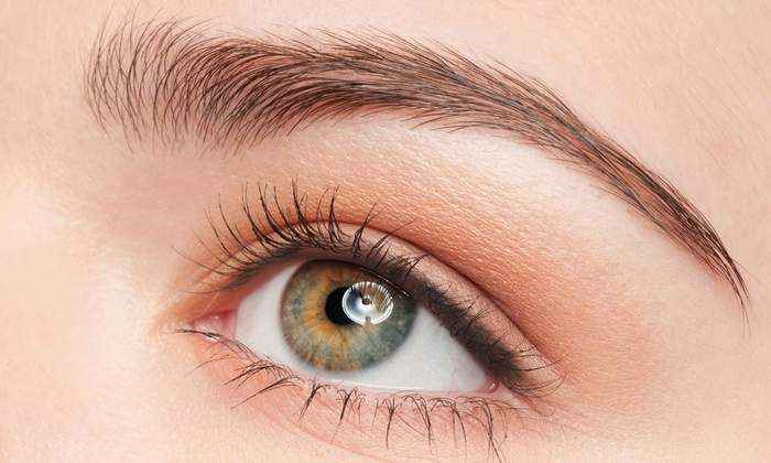 Kim Sun Young - Niles: $199 for Semipermanent Eyebrow Makeup or Upper Eyeliner at Kim Sun Young ($600 Value)