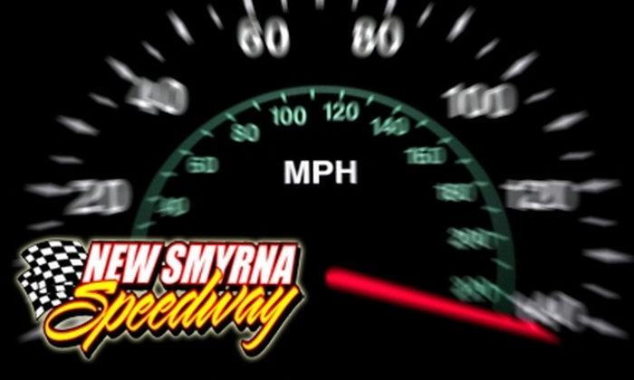 New Smyrna Speedway - Indian Springs: $13 for Adult Admission to the World Series of Asphalt Stock Car Racing Feb. 11–13 in New Smyrna Beach ($25 Value)