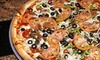 Mark Rich's N.Y. Pizza & Pasta - Las Vegas: $7 for $14 Worth of Italian Fare at Mark Rich's N.Y. Pizza & Pasta