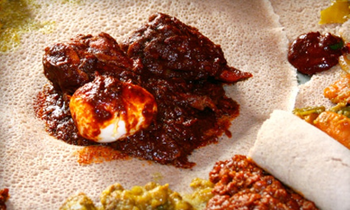 Addis Ababa Restaurant - Addis Ababa: $10 for $20 Worth of Ethiopian Fare and Drinks at Addis Ababa Restaurant in Silver Spring