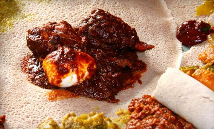 $20 Groupon to Addis Ababa Restaurant - Addis Ababa Restaurant in Silver Spring