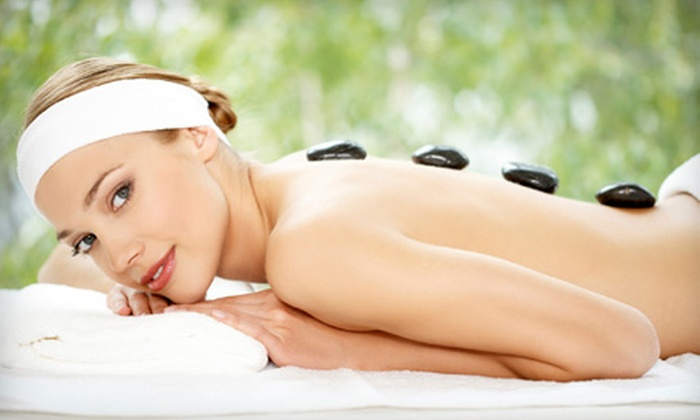 Dry Creek Laser and Aesthetics - Lehi: $27 for One Hot-Stone Massage at Dry Creek Laser and Aesthetics in Lehi ($55 Value)