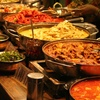 Menú de comida india