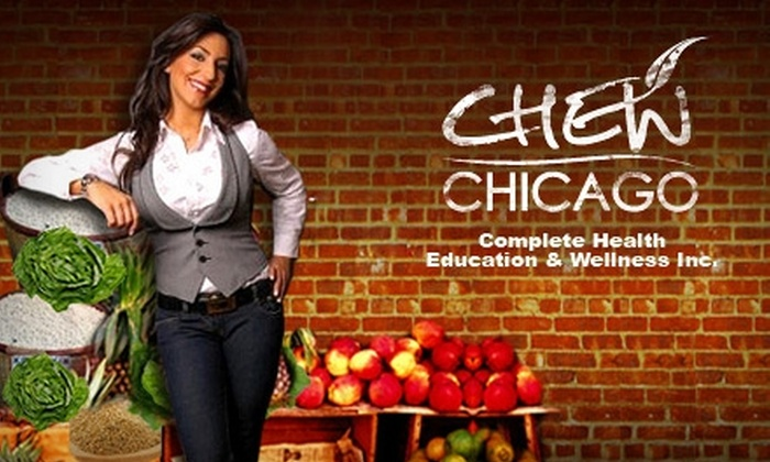 CHEW Chicago - DePaul: $22 for a Taste of Wellness Tour from CHEW Chicago