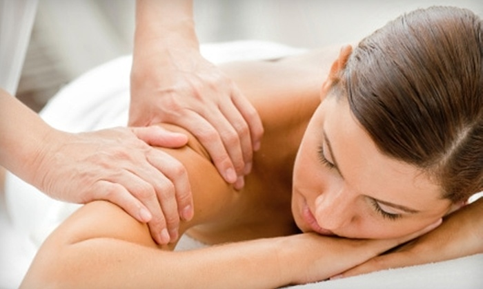 The Healing Wilderness - Denver: $29 for One-Hour Deep Relaxing Massage at The Healing Wilderness in Boulder