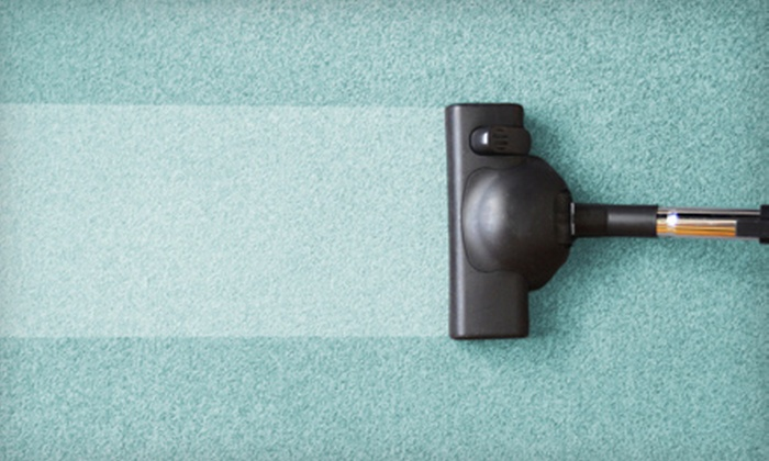 Affordable Services - Westside: $60 for Three Rooms of Carpet Cleaning from Affordable Services ($120 Value)