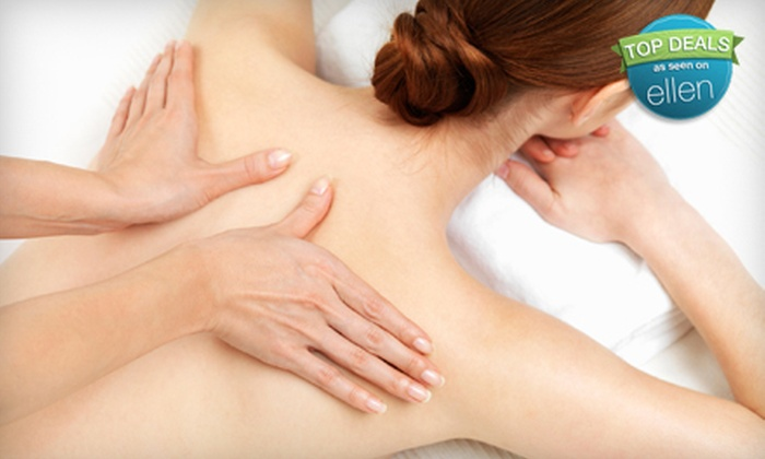Body, Back & Balance - Huntsville: Swedish Massage with Foot Dip or Aromatherapy or Three Deep-Tissue Massages at Body, Back & Balance (Up to 54% Off)