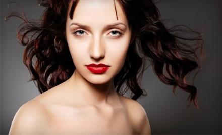 $65 Groupon to DeJon's Hair Design - DeJons Hair Design  in Cicero