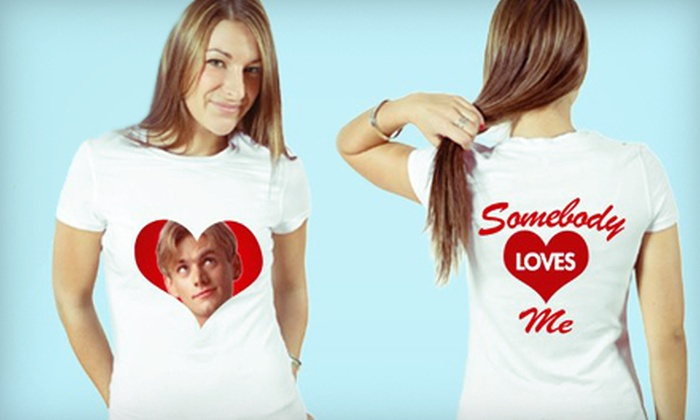 Tbuki.com: One, Two, or Three Custom-Designed Shirts from tbuki.com (Up to 67% Off)