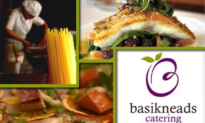 Basikneads Catering - Landmark - Van Dorn: $45 for Your Choice of Cooking Class From Basikneads Catering ($90 Value)