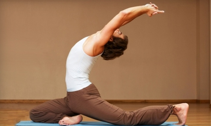 Yogis R Us - Fort Worth: $25 for One Month of Unlimited Yoga Classes at Yogis R Us (Up to $90 Value)
