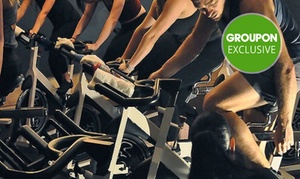 Westward Cycle: 1 Month of Unlimited Spin Fitness Classes for 1 ($45), 2 ($79) or 4 ($139) People at Westward Cycle (Up to $688 Value)