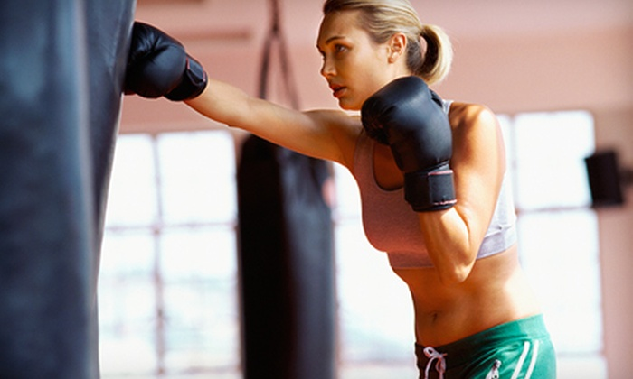 Boost Fitness - Multiple Locations: Punch Card for 10 or 20 Group Exercise Classes at Boost Fitness (Up to 66% Off)