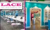 Lace Nail Lab/Lace Beauty Lab-CLOSED - South Pointe: $29 for Lace Signature Mani-Pedi at Lace Nail and Beauty Lab