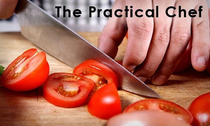 The Practical Chef  - Miramonte: $35 for Your Choice of Cooking Class from The Practical Chef