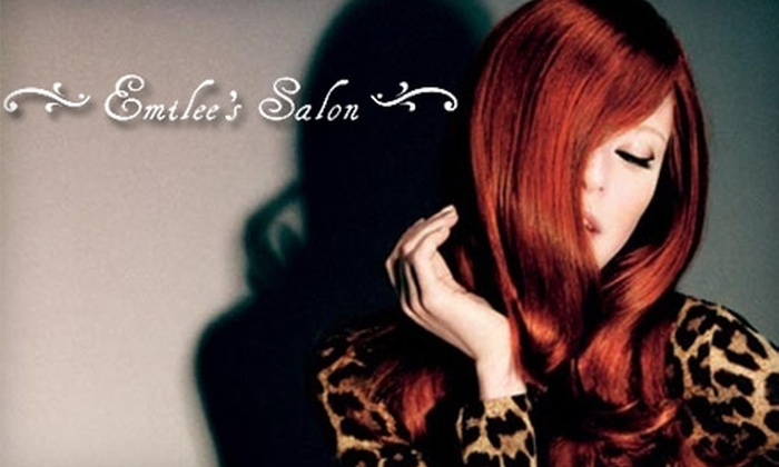 Emilee's Salon - Tallahassee: $20 for $40 of Services at Emilee's Salon