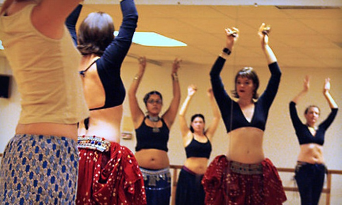 Spring Oasis Belly Dance - Old Colorado City: One Month of Unlimited Classes or Four Drop-In Classes at Spring Oasis Belly Dance (Up to 78% Off)