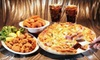 Tumblers Bar & Grill - Whitmore Park: $20 for $40 Worth of Pizza Pies and More at Tumblers Pizza