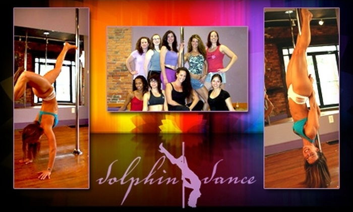 Dolphin Dance Studio - Downtown Columbus: $15 Intro Class at Dolphin Dance Studio ($35 Value)