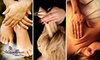 Metamorphosis Salon and Spa - Northwest Virginia Beach: $32 for Your Choice of a One-Hour Swedish Massage, a Spa Mani-Pedi, or a Haircut and Style with Deep-Conditioning Treatment at Metamorphosis Salon and Spa ($65 Value)