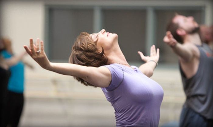 BeMoved - Near West Side: $35 for Five BeMoved Dance Classes at Lou Conte Dance Studio ($75 Value)
