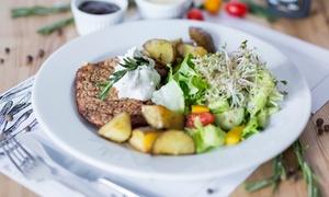 Rozmaryn: Kulinarne doznania dla 2 osób za 59,99 zł i więcej opcji w nowo otwartej designerskiej restauracji Rozmaryn(do -54%)